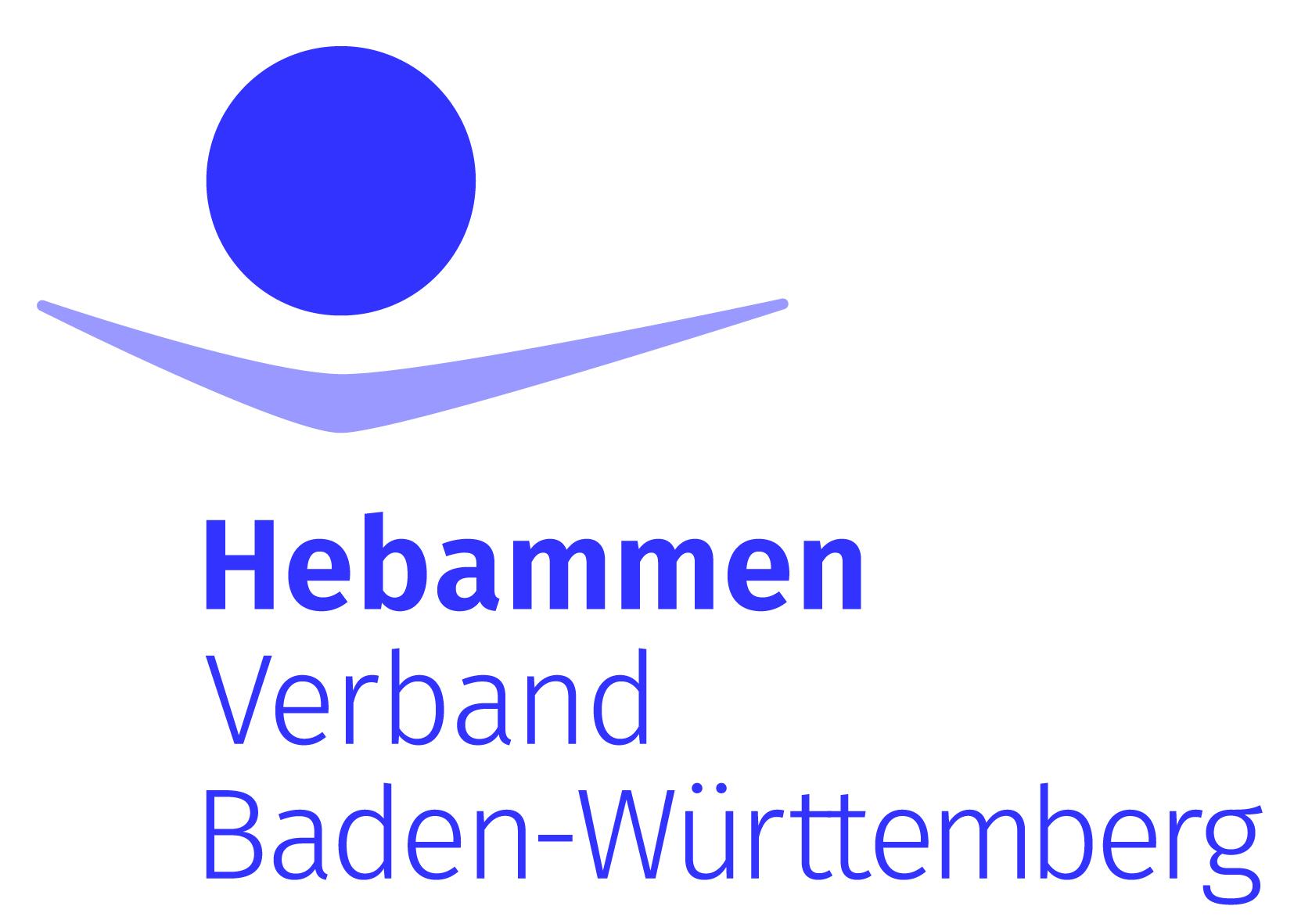 Logo des Hebammenverbandes Baden-Württemberg