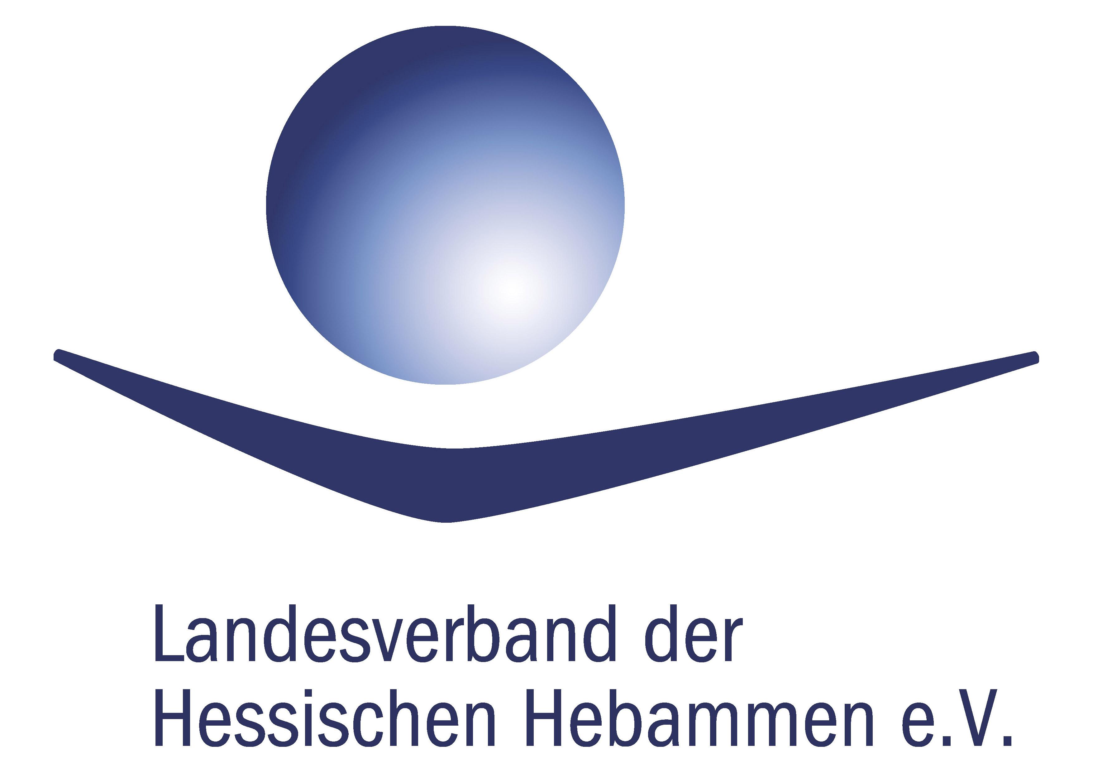 Logo des Landesverbandes der Hessischen Hebammen